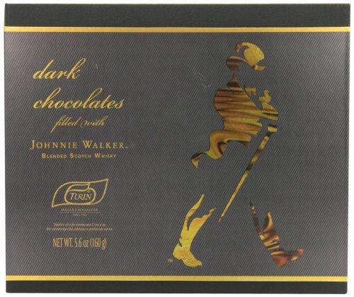 Turin Chocolates Johnnie Walker Gift Box 160 g @ amazon warehouse £2.41 add on item