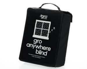 Gro Anywhere Blackout Blind £17.99 from Amazon