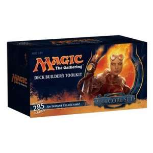 Magic: The Gathering (MTG) Deckbuilders Toolkit core 2014 + Free Booster pack £15.45 @ chaoscards.com