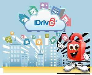 iDrive - 50gb of Cloud storage and 50gb for Data back up 69p per year for iPhone/Android