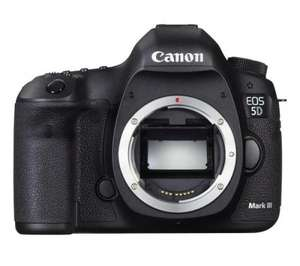 Canon 5D Mark III body only - £2069 at Currys (plus another £150 cashback) - lowest price ever!