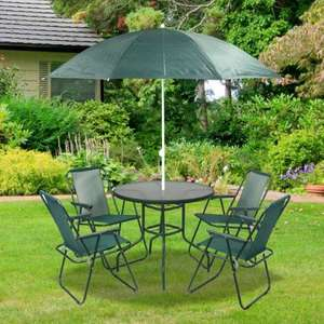 6pc garden furniture set £59.99 @ Poundstretcher