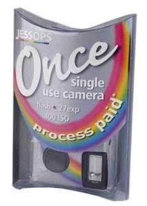 Jessops disposable camera £2.98 including developing!