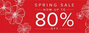 John Greed jewellery - upto 80% off spring sale - prices from £1.25