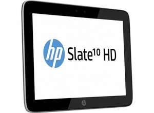 HP Slate 10 HD Tablet now only £123.84 (with code) @ HPstore