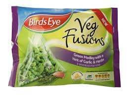 birds eye veg fusions £1 @ morrisons (potentially free with on pack voucher)