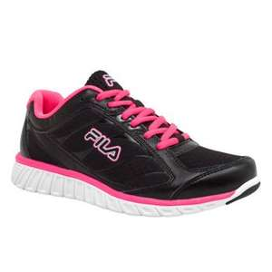 Fila Hypersplit Lightweight Running Shoes Men's and Ladies £15.58 @ Costco