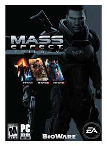 Mass Effect Trilogy 75% off - £4.44 @ GamersGate (NA)