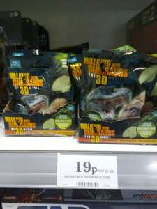 'Walking with dinosaurs' figures 19p (rrp £1.99) in home bargains instore