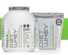 PhD Diet Whey 3KG (Yes THREE KG) £36.99 Free Del  + 8% quidco @ PHD Fitness