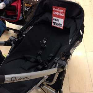 Quinny Xtra £100 @ Mothercare instore