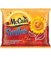 free photo gift with mccains smiles