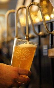 Free pint of Nicholson's Pale Ale at Nicholson's pubs