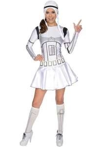 SEXY? Stormtrooper outfit... (Is it?) £39.99 @ Escapade