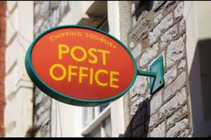 0% on balance transfer for 18 months credit card @Post Office