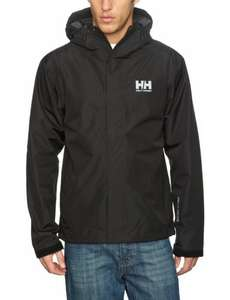 Helly Hansen Men's Seven J Jacket, Black (other colours available), various sizes - £40 with SPRING14 promotional code - Amazon