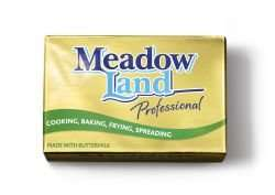 250g of Meadowland FREE @ Use it for cooking, baking, frying, spreading