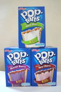 Pop Tarts (400g) 49p @ B&M (short date)