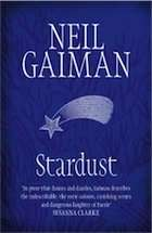 FREE copy of STARDUST by Neil Gaiman at sainsburys with purchase of the guardian on Saturday