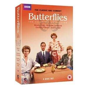 Butterflies the Complete Collection 5 DVD box set £12.35 from Entwarehouse @ Play.com