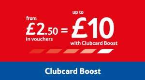 2,000 Tesco clubcard points (worth up to £80) for £20 of e-books @ Tesco blinkbox books