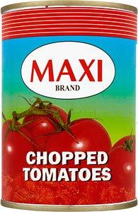 Maxi Chopped Tomatoes 25p @ ASDA