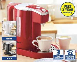 Instant Heat Kettle from Aldi £29.99 from 8.5.14