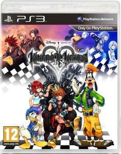 Kingdom Hearts 1.5: Standard Edition PS3 £12.98 @ Zavvi
