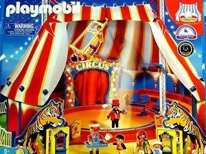 Playmobil  Circus Tent (4230) Was £144.99 Now £39.99 at Argos