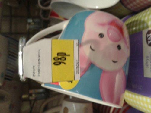 Piglet Mug 98p @ Morrisons