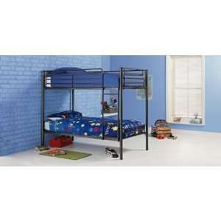£99.99 Samuel Single Bunk Bed Frame - Silver was £249.99 @ Homebase
