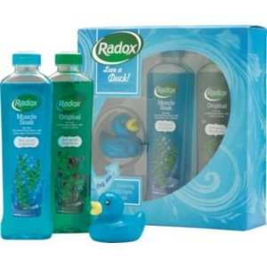 Radox Relax Duckys Bath Gift Set for Men at Argos reduced to £2.99 from £5.99. Get in early for Fathers Day.