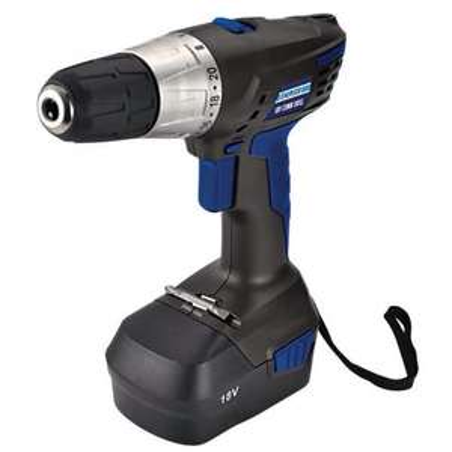 Energer 18V Cordless Combi / hammer Drill £34.99 @ Screwfix
