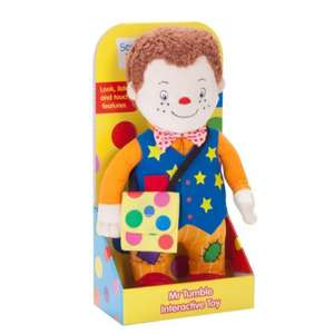 Mr Tumble interactive toy £6 @ Sainsburys