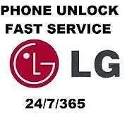 Unlock Code LG LU6200, E960 Nexus 4, Optimus G E975, P990 Optimus 2x, I5700 99p @ ebay / mobunlockingmaster