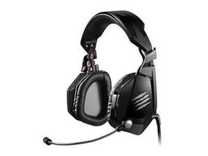 Mad Catz F.R.E.Q. 7 Surround Sound Gaming Headset for PC - £59.98 Deal of The Day @ Dabs