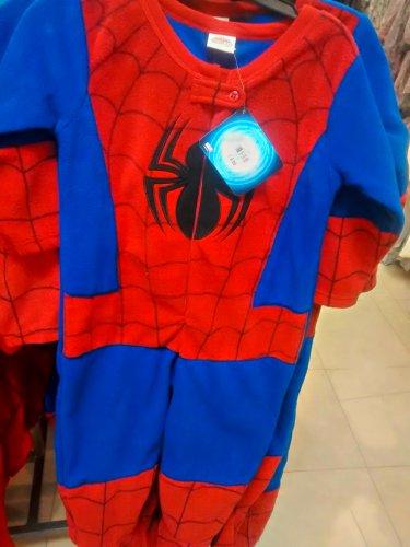 Spider-Man boys onesie sleepsuit . Primark £3 ages up to 7.