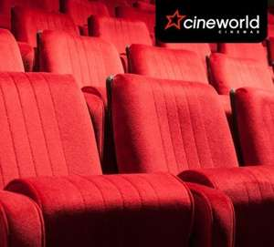 Two Cineworld Tickets for a 2D film for £12 @ Tap 4 Offers