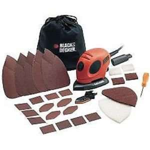 Black & Decker 55W Mouse Sander with Sheets £20 @ B&Q