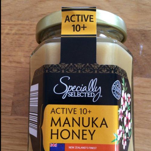 ALDI - ACTIVE 10+ MANUKA HONEY - £4.99
