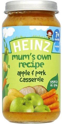 Heinz Baby Food 7+ months - Jar 200g - 49p @ LIDL