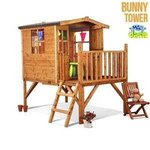 billies hut £189.49 @ outdoor toys direct