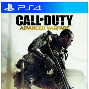 Call of Duty: Advanced Warfare PS4/Xbox One £39.80 @ VideoGameBox