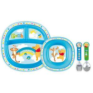 ** Disney Toddler Dining Sets now £2.50 @ Asda Direct **