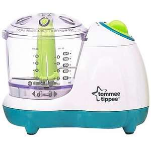 tommee tippee explora Baby Food Blender only £5.00 at Asda free clink and collect
