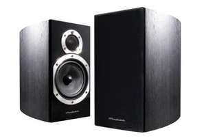 Wharfedale Diamond 10.1 black speaker pair, ONLY ONE clearance item £79.99 instore @ Richersounds Watford