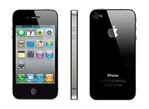 iPhone 4, 8GB, refurb, HushHush from £99 locked + £9.99 delivery