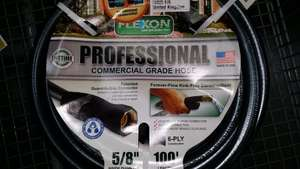 Flexon 100ft (30.42m) 6 Ply Garden Hose £20.36 @ Costco instore