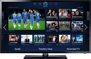 Samsung UE32F5300 32 Inch Full HD 1080P Freeview HD Smart Led TV (Refurb) £239.99 now 10% off £215.99@ Argos ebay outlet