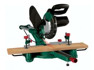 Parkside cross cut mitre saw (sliding) for just £79.99 at Lidl from Monday 12 May.